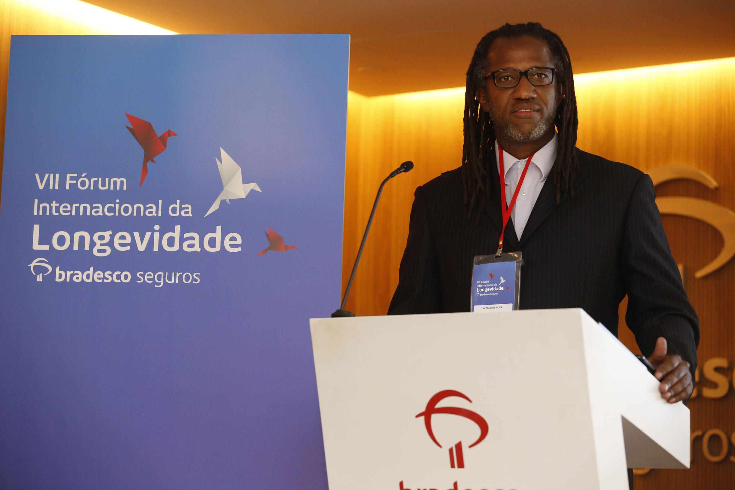 Alexandre Silva - VII Fórum Internacional da Longevidade