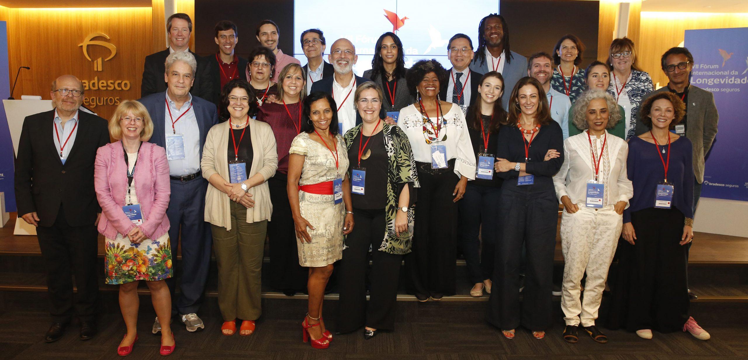 Palestrantes e equipe ILC-BR - Galeria de fotos